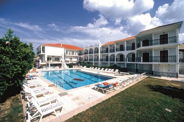 Hotel Eleana Argasi zakintos letovanje Grčka ostrva paket aranžman