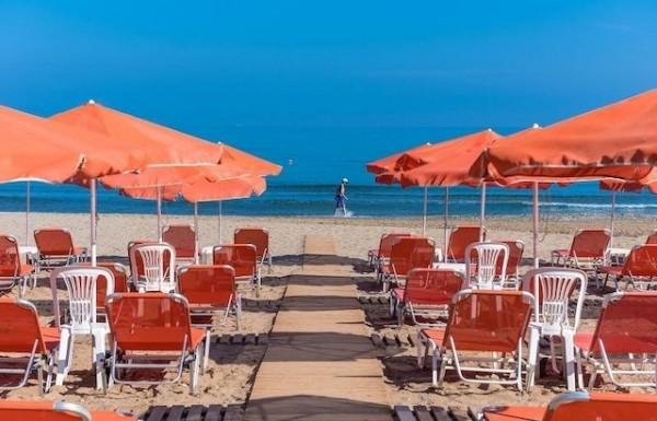 Hotel Eliros Mare Georgioupolis plaža