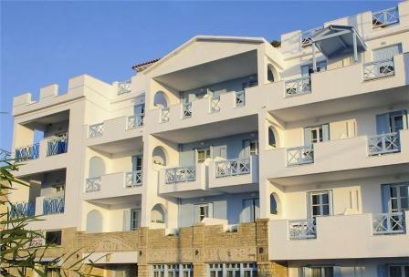 HOTEL ERATO SAMOS GRČKA LETOVANJE HOTELI CENOVNIK