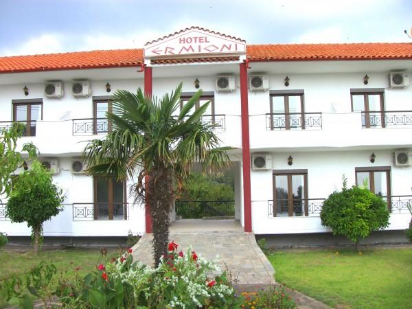 HOTEL ERMIONI KALAMICI SITONIJA PONUDA HOTELA