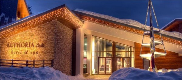 borovec bugraska hoteli spa aranzmani zima