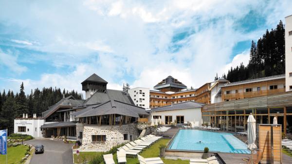 HOTEL FALKENSTEINER CLUB FUNIMATION KATSCHBERG 4* - Katschberg / Austrija