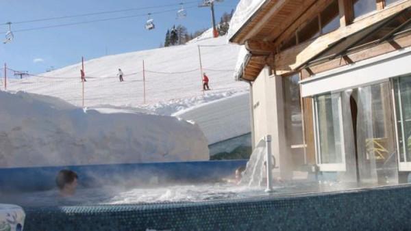 Austrija skijanje zimovanje Nassfeld
