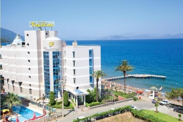 Hotel Faustina Kušadasi letovanje Turska paket aranžman more
