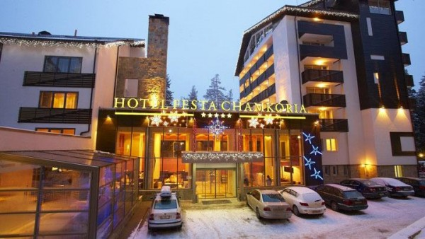 hotel festa chamkoria borovec bugarska skijanje