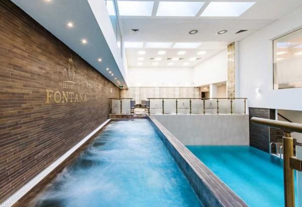 Hotel Fontana Vrnjačka Banja smeštaj Srbija letovanje