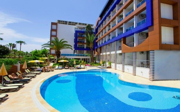 HOTEL GARDENIA ALANJA TURSKA DREAMLAND