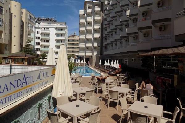 HOTEL GRAND ATILLA ALANJA TURSKA
