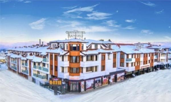 GRAND HOTEL BANSKO BUGARSKA ZIMOVANJE DREAMLAND