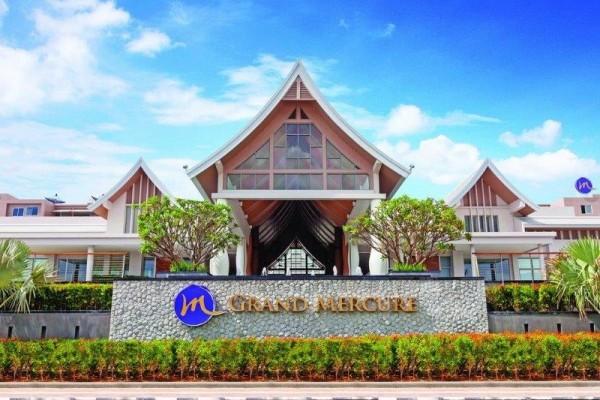 HOTEL GRAND MERCURE PHUKET PATONG SMEŠTAJ