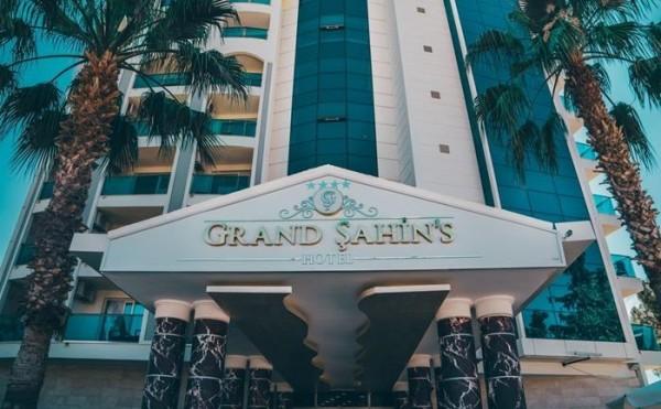 Hotel grand sahins Kušadasi Turska letovanje paket aranžman more smeštaj