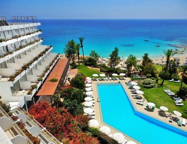 Hotel Grecian Sands Aja Napa Kipar more letovanje plaža cena smeštaj paket aranžman