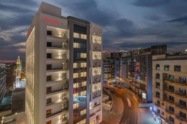Hotel Hampton by Hilton Dubai Al Barsha UAE more letovanje grad city break odmor