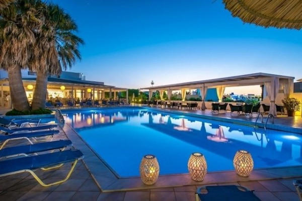 Hotel Hara Ilios Village 3* Guves Bazen