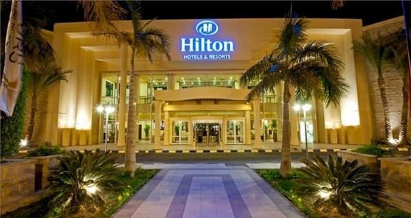 Hotel Hilton Hurghada Resort aqua park letovanje hurgadaleto egipat paket aranžman porodica deca