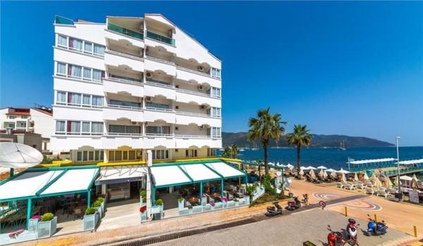 Hotel Honeymoon beach Marmaris Turska more letovanje paket aranžman