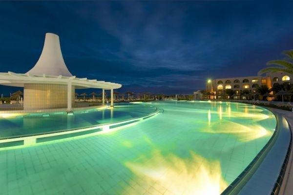 HOTEL IBEROSTAR AVERROES 4* - Jasmin Hamamet / Tunis Bazen