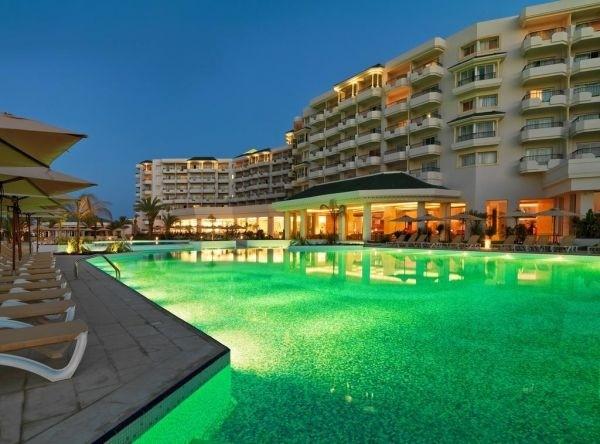 Hotel Iberostar Royal El Mansour 5* Bazen noć