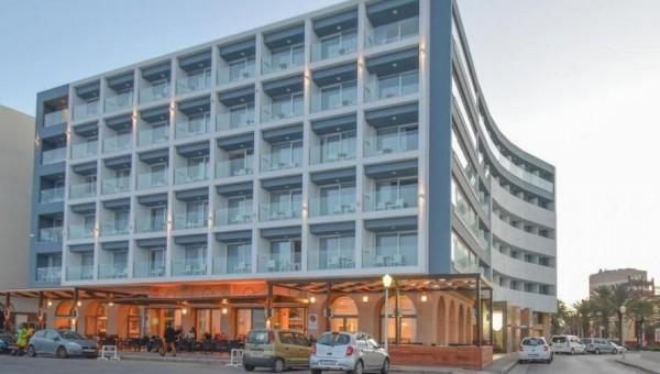 HOTEL IBISCUS GRAD RODOS GRCKA AVIO