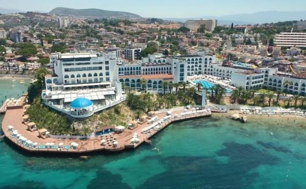 Hotel Infinity By Yelken Kušadasi Turska rivijera paket aranžman letovanje plaža