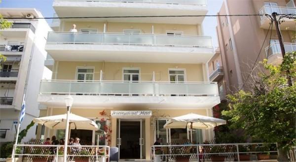 HOTEL INTERNATIONAL GRČKA HOTELI RODOS LETO CENA