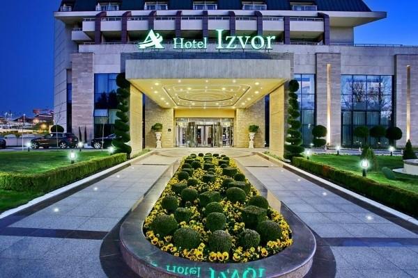 Hotel Izvor Arandjelovac Srbija spa Wellness smeštaj cene letovanje akvapark