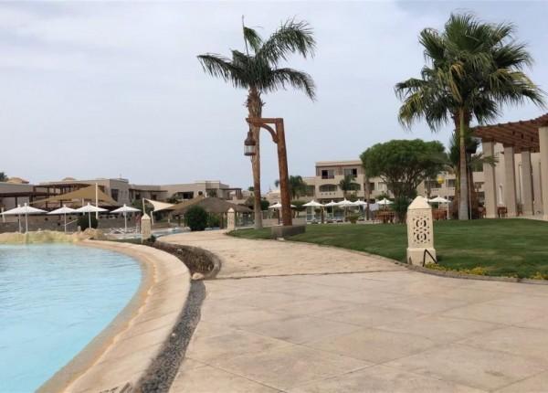 HOTEL JAZ CASA DEL MAR HURGADA EGIPAT