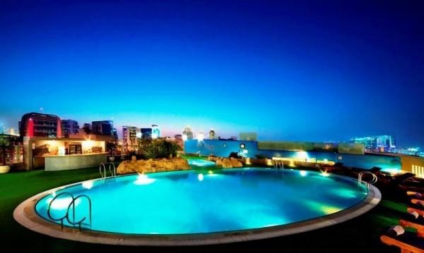 Hotel jood palace dubai UAE paket aranžman avionom povoljno putovanja bazen
