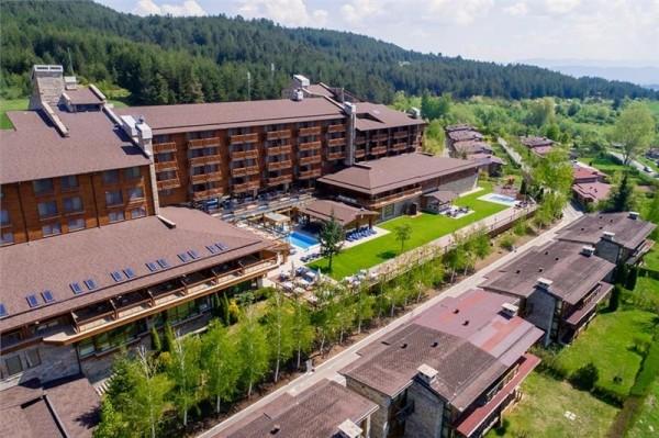 HOTEL KATARINO SPA BANSKO SKIJANJE CENA