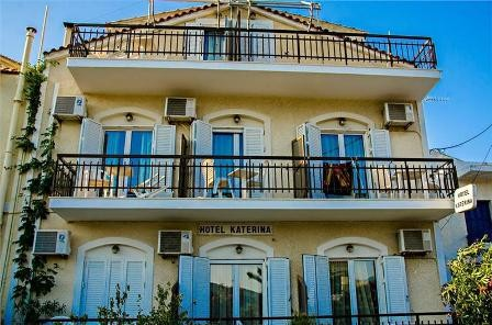 HOTEL KATERINA GRČKA SAMOS LETO ARANŽMANI CENE AVIONOM