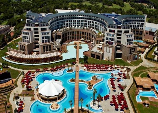 HOTEL KAYA PALAZZO BELEK TURSKA FOTOGRAFIJE