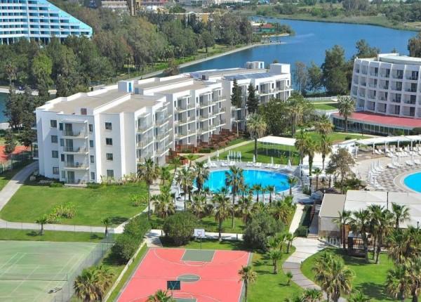 Hotel Kaya Side leto Turska Letovanje more paket aranžman avionom