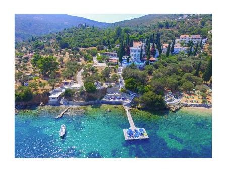 HOTEL KERVELI VILLAGE GRČKA SAMOS LETO ARANŽMANI CENE AVIONOM