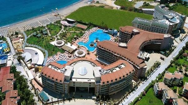 HOTEL KIRMAN LEODIKYA DELUXE ALANJA TURSKA