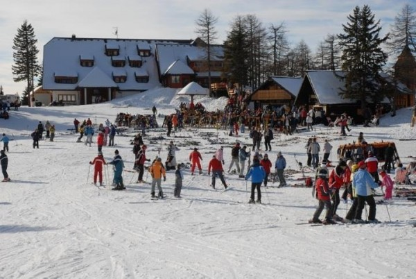 Skijanje u Sloveniji Krvavec zimovanje cene smestaj