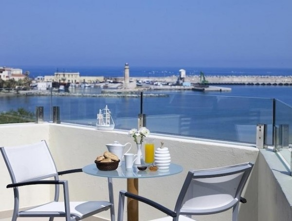 Hotel Kyma Suites Beach 5* Retimno Pogled