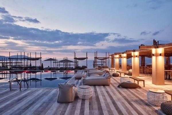 Hotel La Mer Resort & Spa 5* Georgiopolis bazen