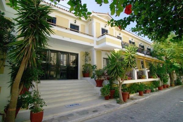 HOTEL LABITO GRČKA SAMOS LETO ARANŽMANI CENE AVIONOM