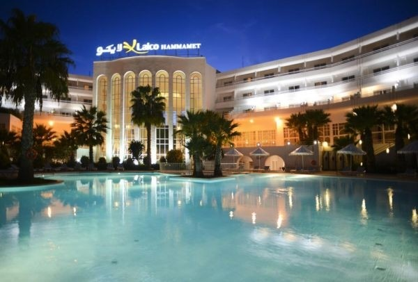 Hotel Laico Hammamet 5* Bazen