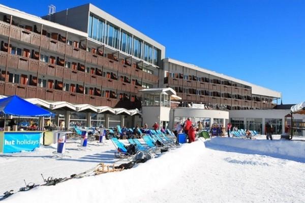 Slovenija skijanje zimovanje Ramada hotel