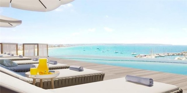 Hotel Las Arenas 4* Plaža