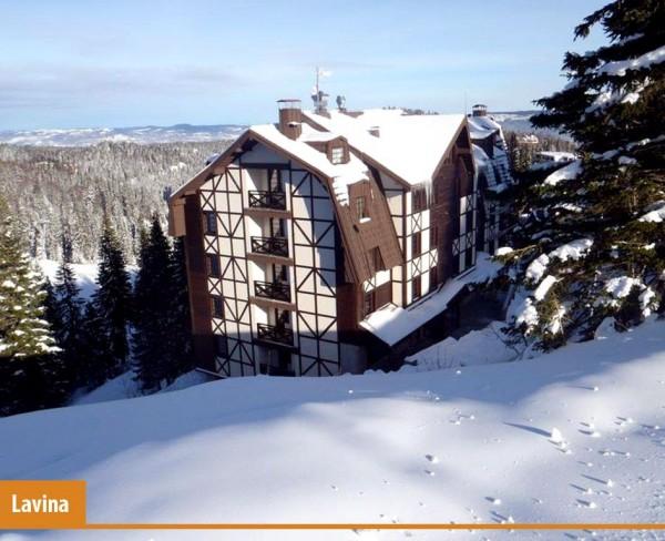 Hotel Lavina Jahorina skijanje zimovanje smestaj ponude