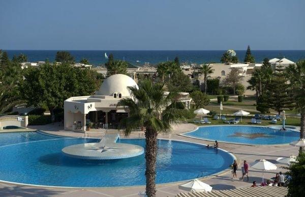 Hotel Le Royal Hammamet 5* Bazen