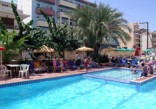 Hotel Lefkoniko Bay 3*superior - Retimno / Krit - Grčka avionom
