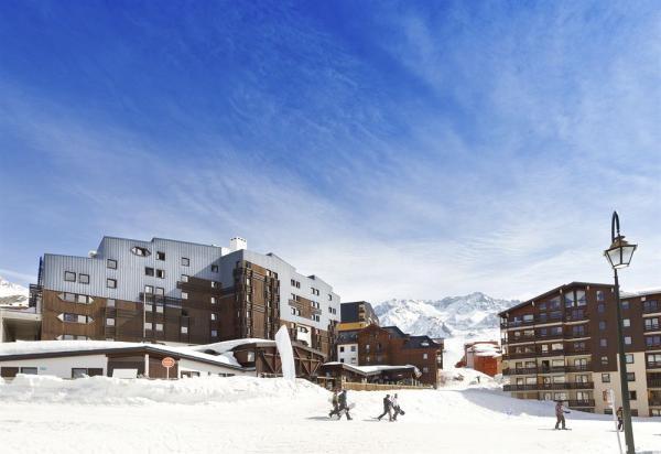Zimovanje u Francuskoj Val Thorens skijanje cene smestaj