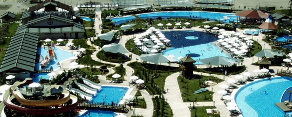 HOTEL AND RESORT LIMAK LARA DE LUXE TURSKA ANTALIJA - LARA LETO LETOVANJE CENE LAST MINUTE