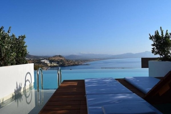 Hotel Lindos Mare 4* Infinity Pool