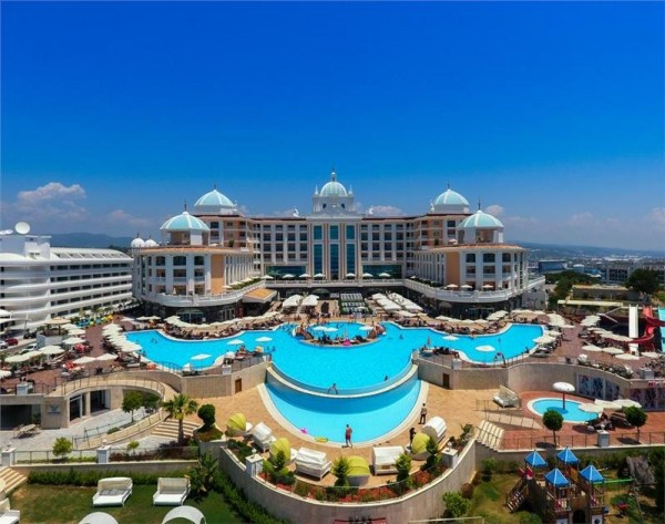 Hotel Litore Resort AlanTurska leto letovanje more smeštaj paket aranžman