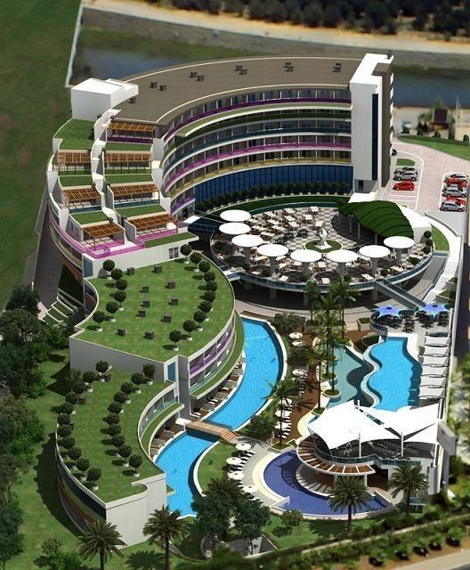 HOTEL LONG BEACH HARMONY ALANJA TURSKA