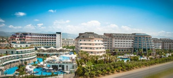 Hotel Long Beach Harmony Ananja Turska more plaža akva park letovanje leto